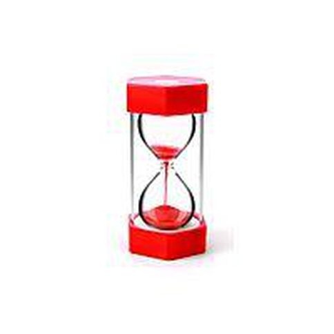 TFC Sand Timers Giant 30 Second Red