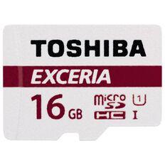 Toshiba EXCERIA 16GB Micro SD Card Class 10