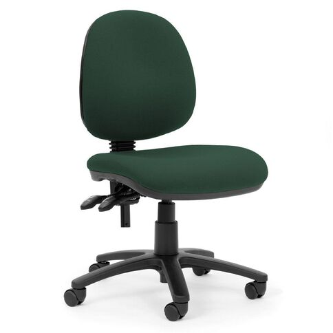 Chairmaster Apex Midback Chair Evergreen Green