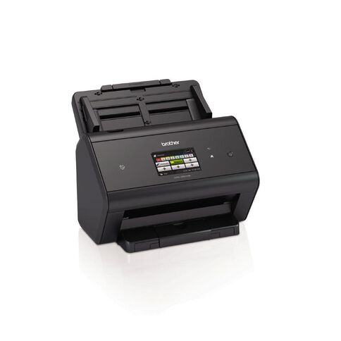Brother Ads3600W Scanner A4 Black