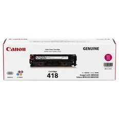Canon Toner Cart418 Magenta