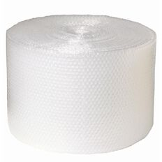 Bubble Wrap Roll 300mm x 100m Clear