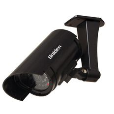 Uniden G101 Dome Imitation Indoor Camera with LED Light Silver