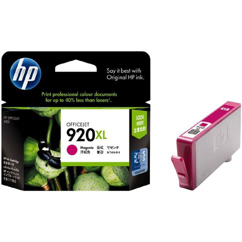 HP Ink Cartridge 920XL