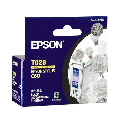 Epson Ink Cartridge TO28