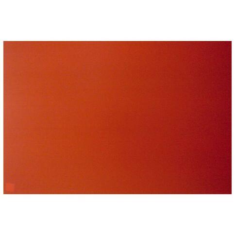 Plasti-Flute Sheet 600 x 900mm Red