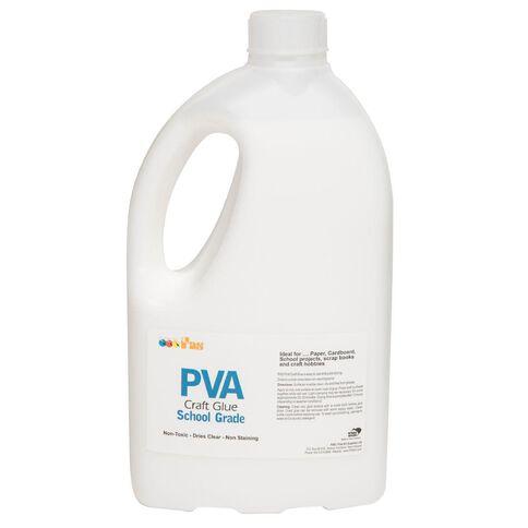 FAS Pva Craft Glue 2L White