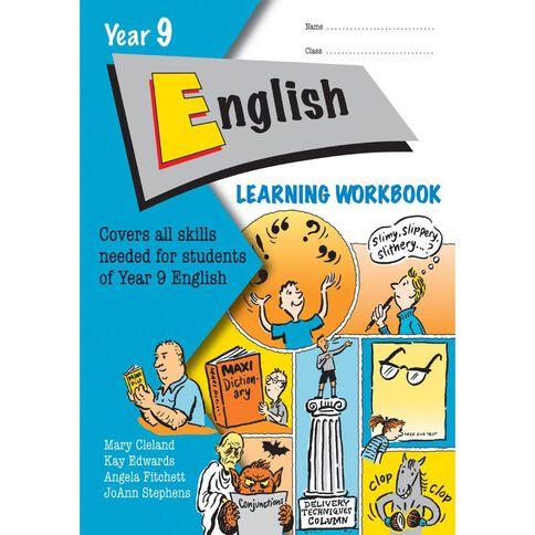 LWB Year 9 English Learning Workbook