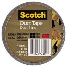 Scotch Duct Tape 48mm x 9.14m Camo