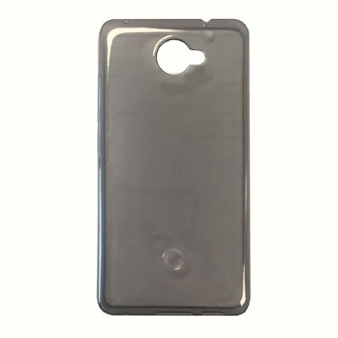 Vodafone Smart Ultra 7 Jelly Case Smokey Grey