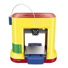 Da Vinci Mini Maker 3D Printer Yellow