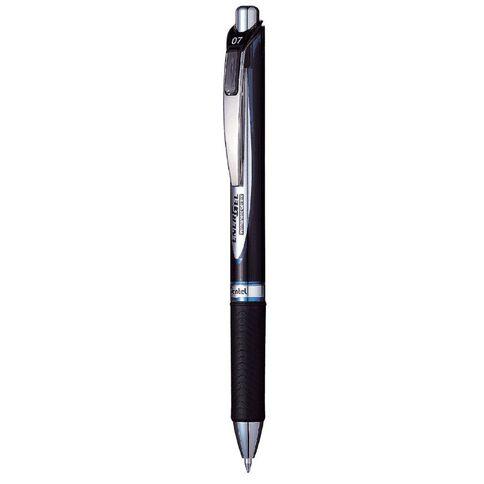 Energel Retractable Pen 0.7mm Ink Blue