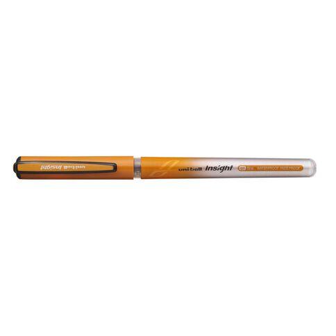 Uni-ball Insight Liquid Ink 0.7 Orange