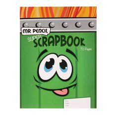 Mr Pencil Scrapbook Super Size 36 Leaf