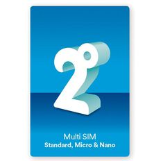 2degrees Multi SIM