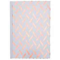 Uniti Hardcover Notebook Rose Gold A5