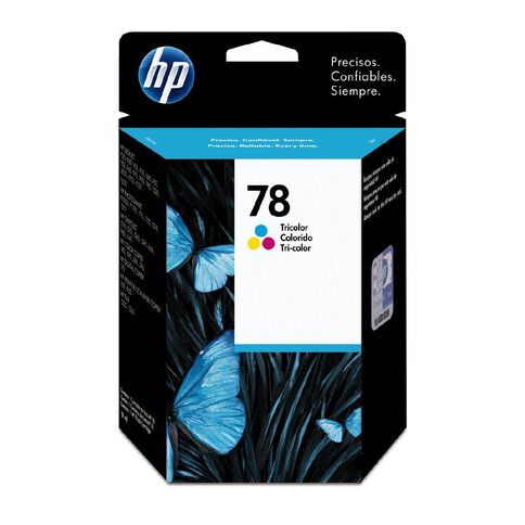 HP Ink Cartridge 78 Multi-Coloured