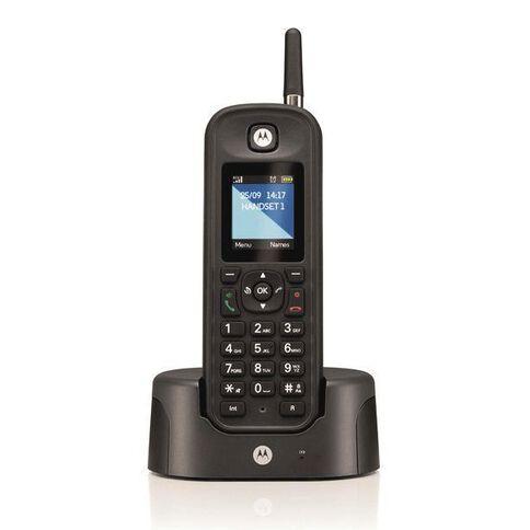 Motorola 0201H Additional Handset Black