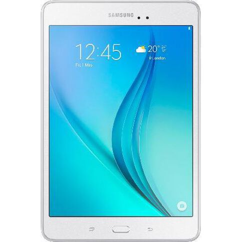 Galaxy Tab A 8.0 Wi-Fi White