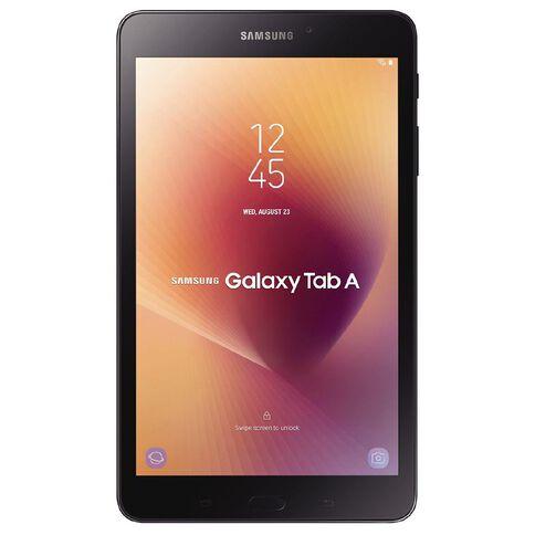 Samsung Tab A 8 inch 2017 Wi-Fi Black