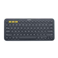 Logitech Multi-Device Wireless Keyboard K380 Black