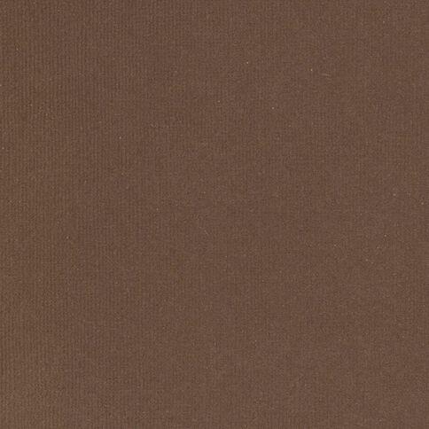 American Crafts Cardstock Textured 12 x 12 Chestnut Brown