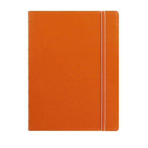 Filofax Refillable Notebook Orange A5