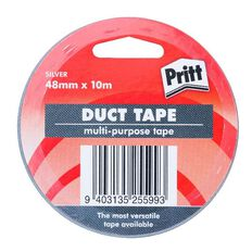 Duct Tape 48mm x 10m Grey
