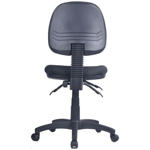 Workspace 3 Lever Midback Chair Black
