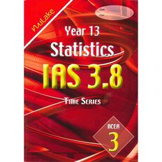 Nulake Year 13 Mathematics Ias 3.8 Time Series