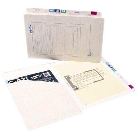 Filecorp Tab-Top Drawer Pocket File 2502 Left-Hand Pocket