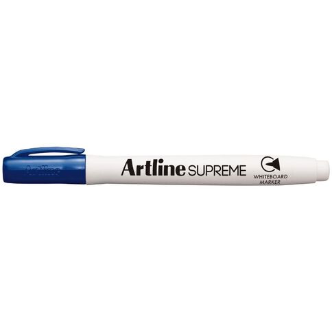 Artline Supreme Whiteboard Marker Blue