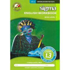 Ncea Year 11 As 1.3 Unfamiliar Written Texts Workbook