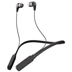 Skullcandy Inkd 2.0 Wireless In-Ear Headphones Grey