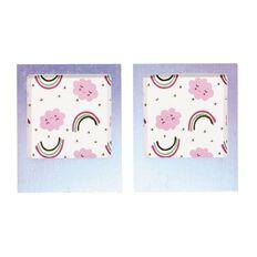 Kookie Magnet Frame Duo Pack Pink
