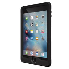 Lifeproof Nuud Ipad Mini 4 Case - Black Black