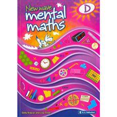 Year 4 Mathematics New Wave Mental Math D