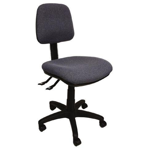 Dawell Aspen Midback Chair Nebula