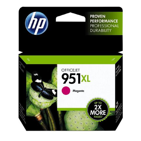 HP Ink Cartridge 951XL Magenta