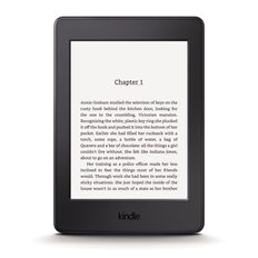 Amazon Kindle Paperwhite 3 Wi-Fi + Free 3G Black