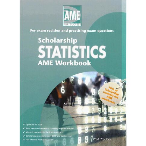 Ncea Year 12 Mathematics And Statistics Workbook