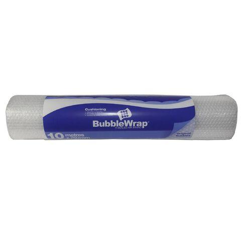 Bubble Wrap 750mm x 10m Clear