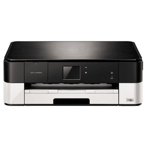 Brother DCPJ4120DW Multifunction Printer Black