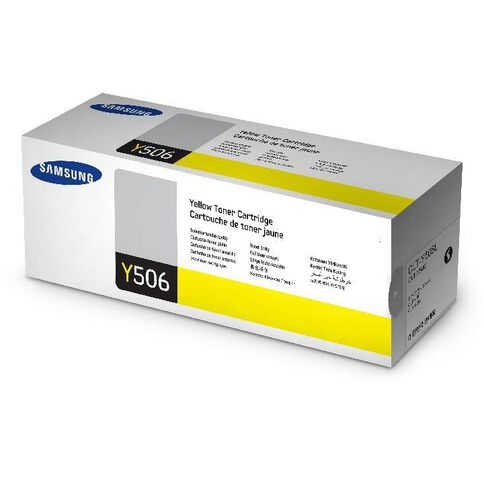 Samsung Toner Clt-Y506L Yellow