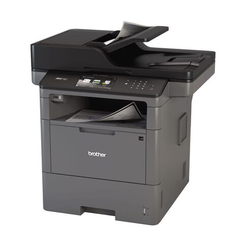 Brother MFCL6700Dw Mono Laser Multifunction Black