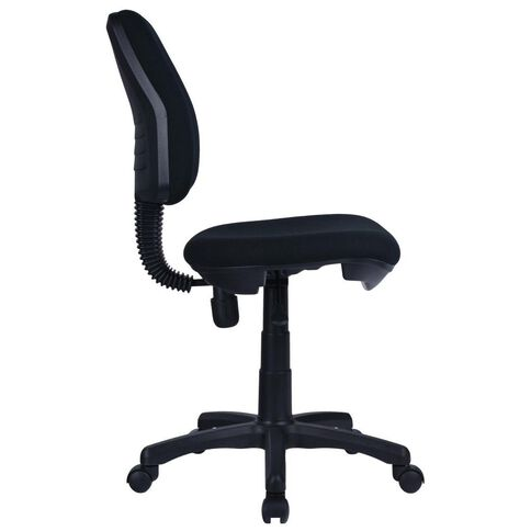 Workspace 1 Lever Task Chair Black
