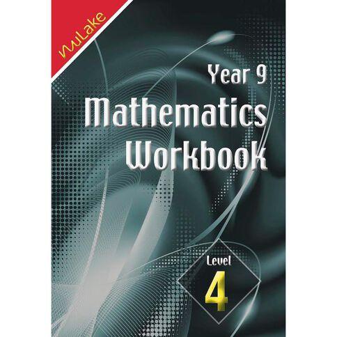 Year 9 Mathematics Workbook