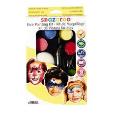 Snazaroo Face Painting Kit Multi-Coloured