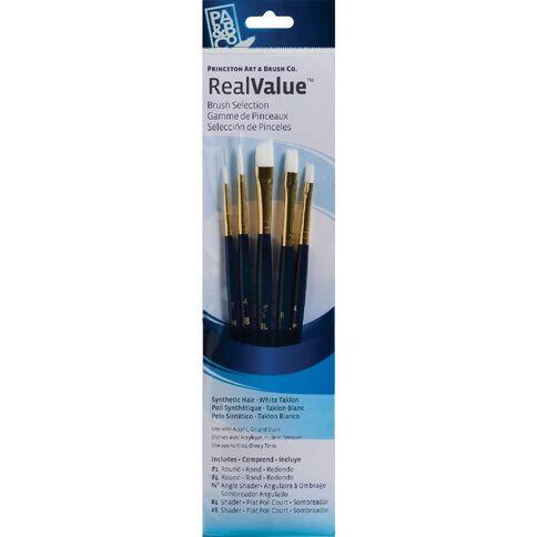 Brush Taklon Round 1 4 A Real Value Set