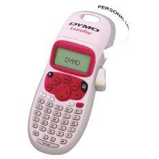 Dymo Label Maker Letratag Lt-100H Pink Pink